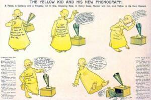 The Yellow Kid de Richard Felton Outcault