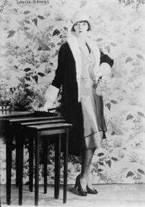 Louise Brooks - George Grantham Bain Collection- Bibliothèque du Congrès (USA)