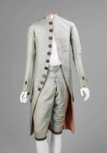 Habit à la française sous Louis XV - Metropolitan Museum of Art