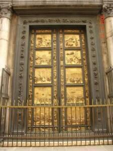 Porte du Paradis de Ghiberti