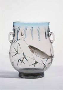 """Vase """"modèle à larmes"""" - Photo (C) RMN-Grand Palais (musée d'Orsay) / Jean Schormans - musée d'Orsay"""
