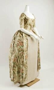 Robe à l'Anglaise (1750–75) - Metropolitan Museum of Art, New York