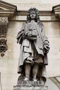 Jean Racine au Palais du Louvre