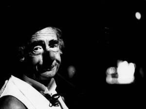 Le clown français Achille Zavatta en 1974 - Claude Truong-Ngoc