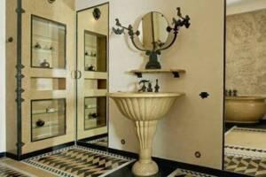 Salle de bain Jeanne Lanvin par Armand Albert Rateau, (1924-25) - lartnouveauenfrance