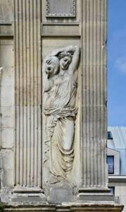 Fontaine des Innocents par Jean Goujon -  JLPC / Wikimedia Commons