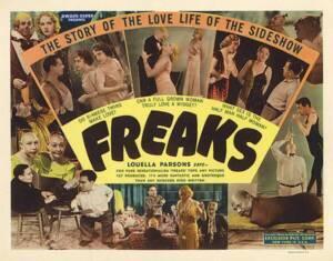 Freaks ou La monstrueuse parade - Image promotionnelle de 1932 - Employee(s) of MGM