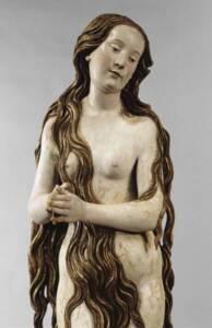 Sainte Marie Madeleine par Grégor Erhart (1470 - 1540) - RMN-Grand Palais (musée du Louvre) / René-Gabriel Ojéda