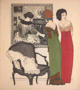 Les robes de Paul Poiret  (1908) - Paul Iribe