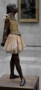 La Petite Danseuse de quatorze ans (1879-1881), Edgar Degas - Musée d'Orsay