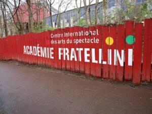 Académie Fratellini à Saint-Denis - François GOGLINS (Travail personnel)