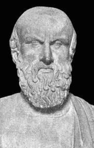 Buste d'Eschyle Musées du Capitole