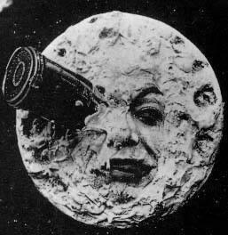 Le voyage dans la lune (1902) - Georges Méliès / Roger-Viollet
