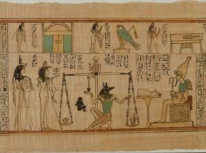 Livre des morts pour la chanteuse Amon (environ 1050 av. J.C.) - Metropolitan Museum of Art