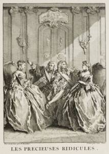 Les Précieuses ridicules par Laurent Cars d'après François Boucher RMN-Grand Palais (musée du Louvre) / Tony Querrec