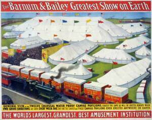 The Barnum & Bailey greatest show on Earth, the world's largest, grandest, best amusement institution - Library of Congress